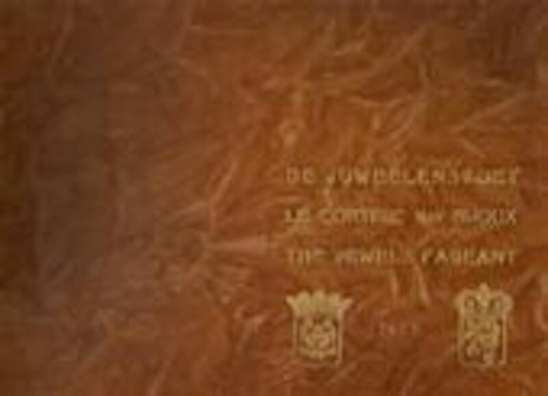 De Juweelenstoet - Le Cortège des bijoux - The Jewels Pageant - Willem Elsschot