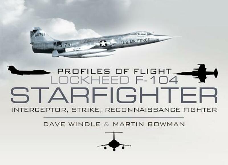 Lockheed F-104 Starfighter - Dave Windle