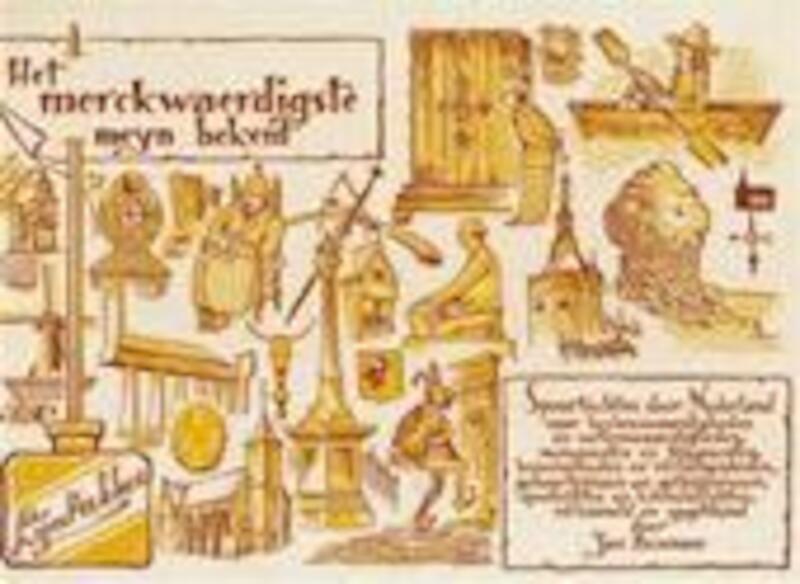 Het merckwaerdigste meyn bekent - Jan Bouman, Lijntrekker
