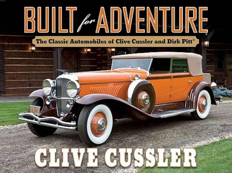 Built for Adventure - Clive Cussler