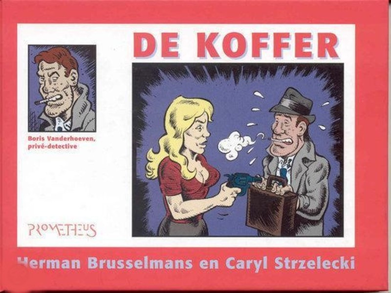 De koffer - Herman Brusselmans, Caryl Strzelecki