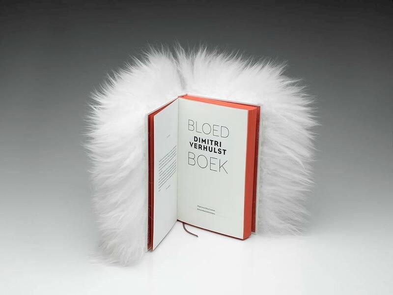 Bloedboek [Luxe-editie] - Dimitri Verhulst