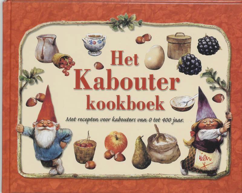 Het kabouterkookboek - Rien Poortvliet