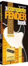 Het complete Fenderboek - Paul Day, Dave Hunter (ISBN 9789089983404)
